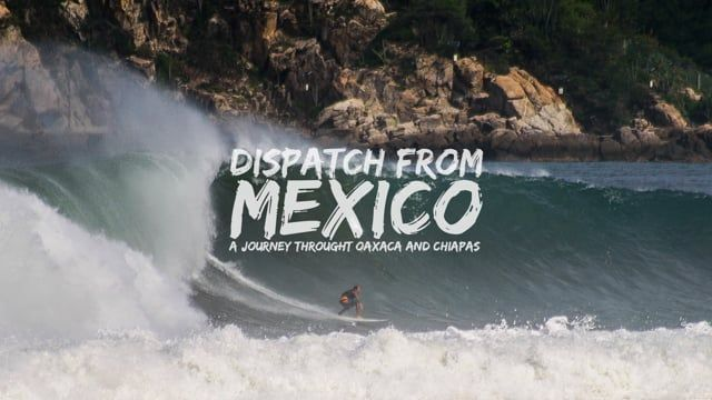 Dispatch from Mexico