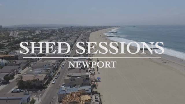 Newport Beach Locals Test A Few 70's Surfboards With Neighborhood History