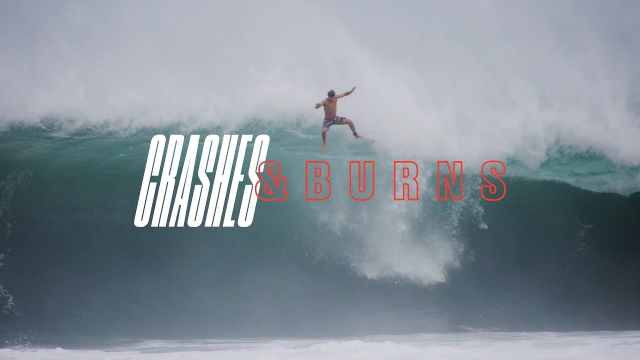 The Heaviest Puerto Escondido Wipeouts of the Past Five Years | Crashes and Burns
