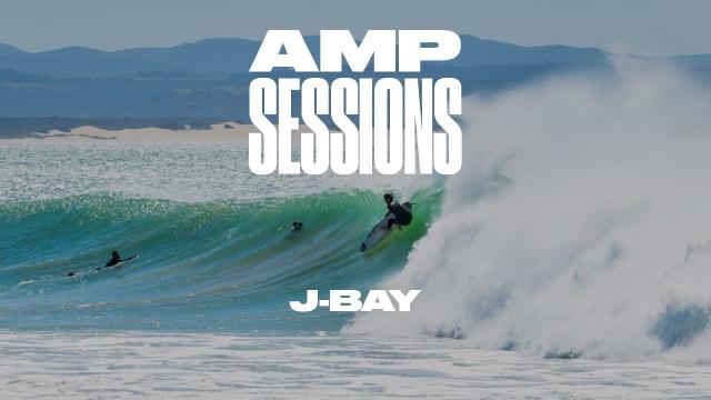 AMP SESSIONS: Jordy Smith at Jeffreys Bay