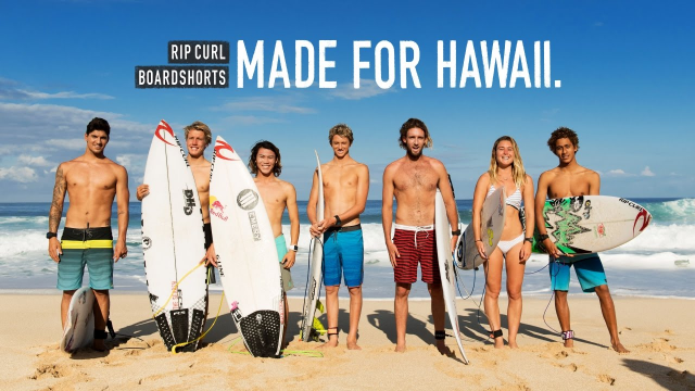 Made For Waves, Made For Hawaii: 2016 on the North Shore
