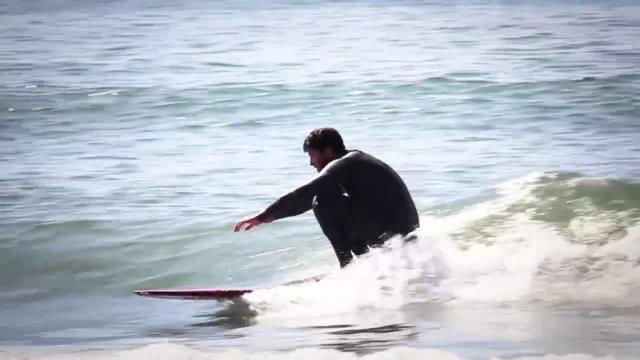 Tyler Surfboards: The Man Bear Pig
