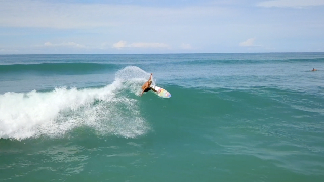 Surfing in Costa Rica - Lapoint Surf Camps