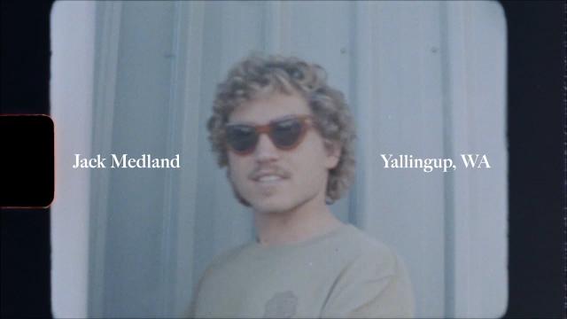 Jack Medland - Yallingup, WA