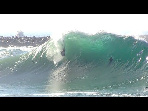 The Wedge gets BIG & CLEAN - September 2018