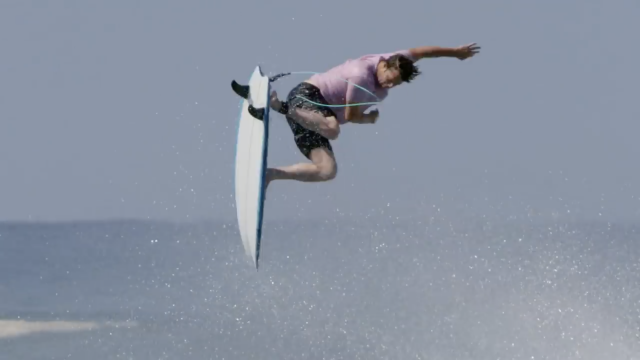 The Electric Acid Surfboard Test Shaper's Profiles: Ryan Burch