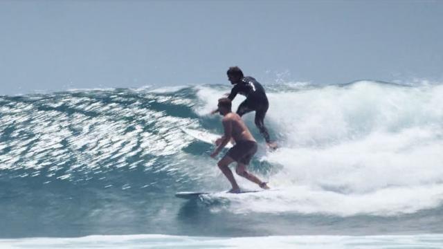 A Day in Malibu with Dillon Perillo