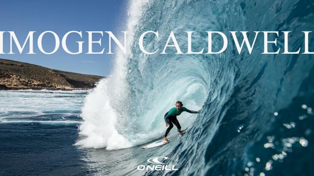 IMOGEN CALDWELL by Morgan Maassen