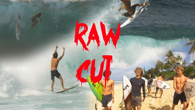 Raw Cut Ep.5 - NEW YEARS DAY PIPELINE HANGOVER