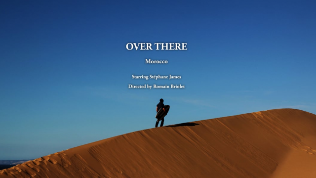 OVER THERE - Morocco