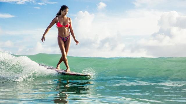 To Surf...with Love, Josie Prendergast