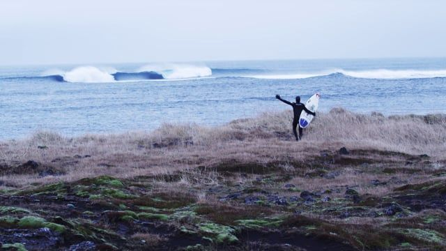 Surfing Is Everything - Iceland