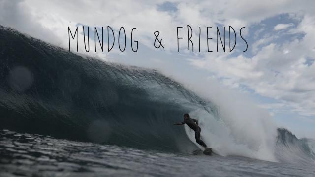 MUNDOG & FRIENDS