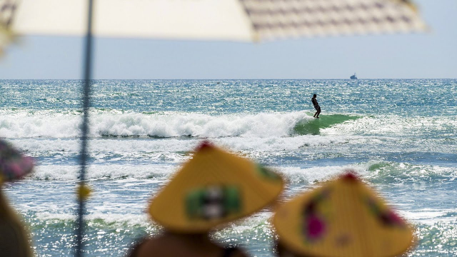 The Vans Duct Tape Invitational Slides Into Hainan, China | SURFER Magazine
