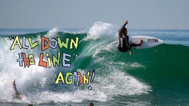 """""""All down the line"""" Again! - ADRIEN TOYON"""