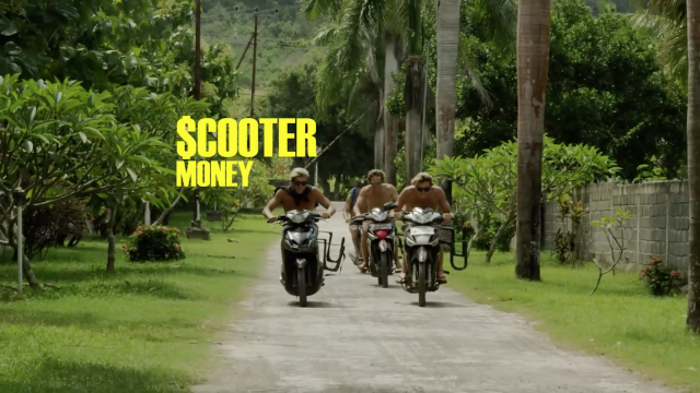 Scooter Money