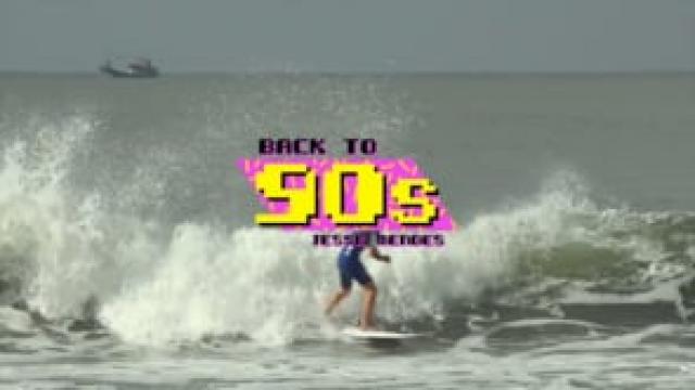 Back to 90's com JESSE MENDES