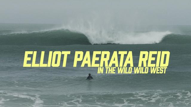 Wild Wild West feat. Elliot Paerata Reid 2018