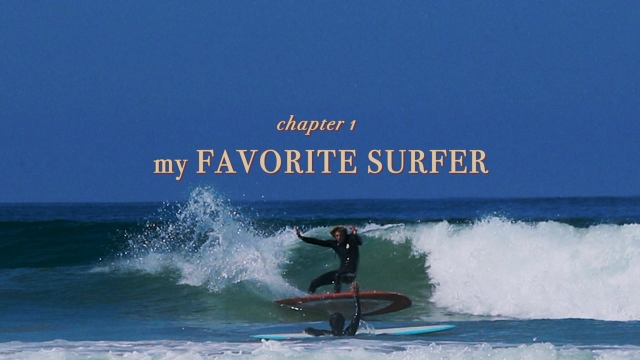 Chapter 1: my FAVORITE SURFER ll TJ Blue ll BDS