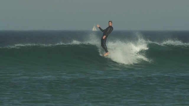 Swamis Single Fin Session One