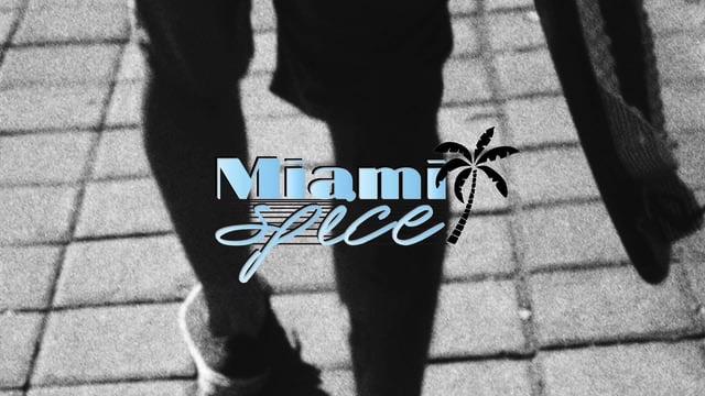 Chilli Surfboards - Miami Spice