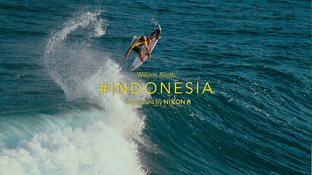 WILLIAM ALIOTTI - #INDONESIA