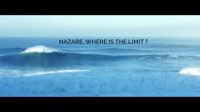 NAZARE,WHERE IS THE LIMIT ?