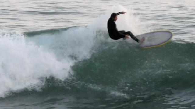 Joel Tudor THC Surfboards