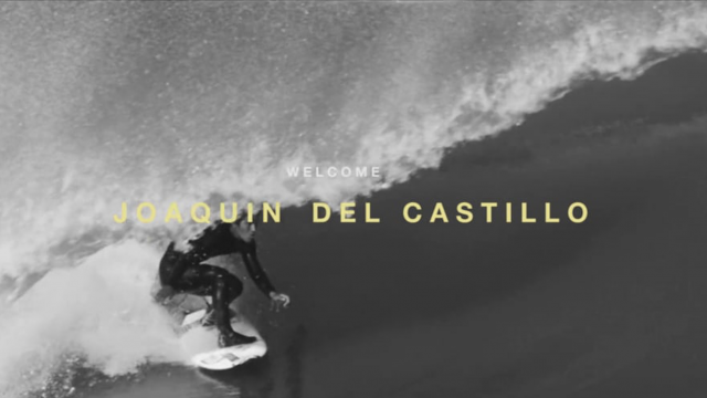 WELCOME - JOAQUIN DEL CASTILLO