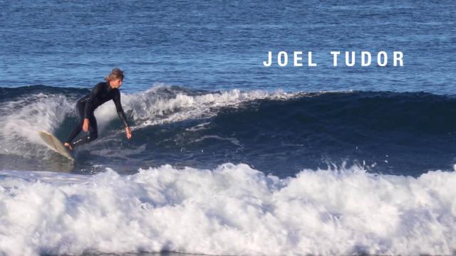 Joel Tudor: NobodySurf Originals