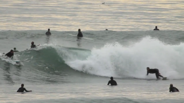 Just Some Surfing Footage of Conner Coffin and Dane Reynolds