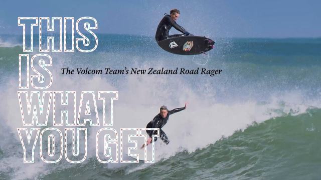 A New Zealand Road Rager