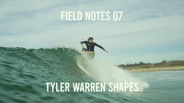 Field Notes 07