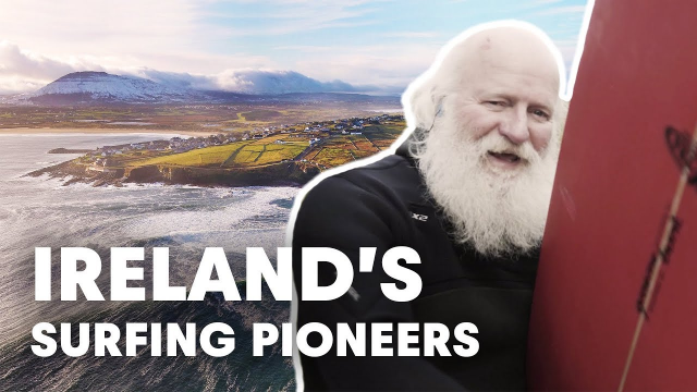 Meet The Pioneers Of Surfing In Ireland | Made in Ireland Part 1