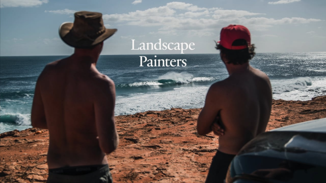 Landscape Painters: Camping in Western Australia