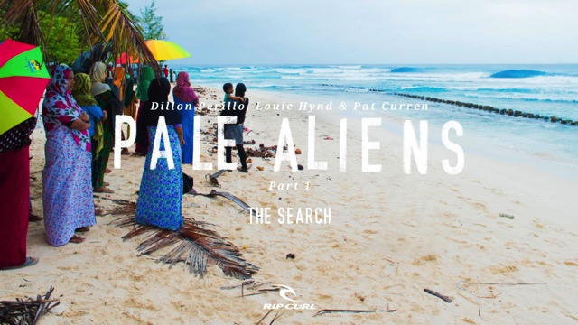 Pale Aliens - Part 1 | The Search