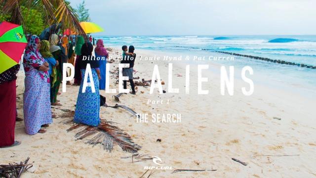 Pale Aliens - Part 1 | The Search