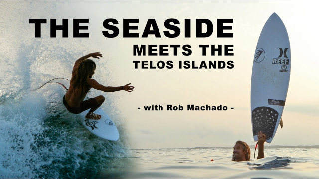 The Seaside (and the Seaside and Beyond) New Podcast with Rob Machado linked below.