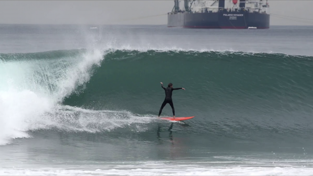 Truth Serum.. A Typical Los Angeles Day of Surfing