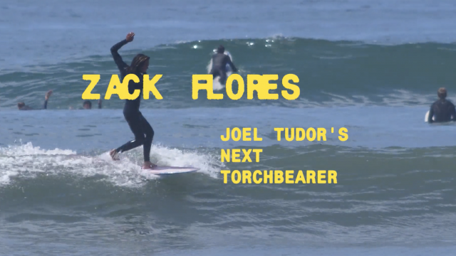 Zack Flores Is San Diego's Next Surfer/Shaper Torchbearer