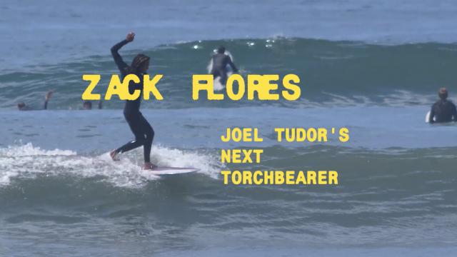 Zack Flores Is San Diego's Next Surfer/Shaper Torchbearer