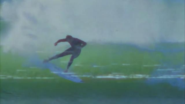 Dane Reynolds on the FishBeard