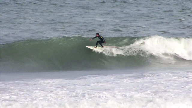 Maxime Huscenot in New Zeland