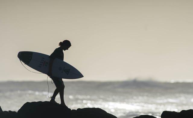 Toby Mossop X Hawaii