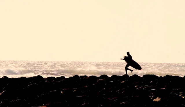 Travers Adler, One Session At Rincon.