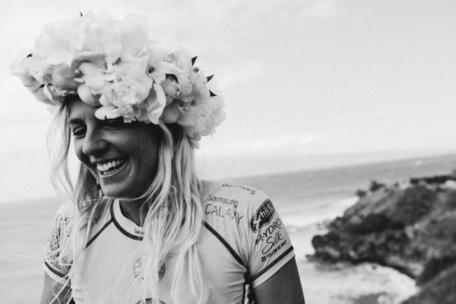 Congrats 6X World Champion Surfer Stephanie Gilmore!