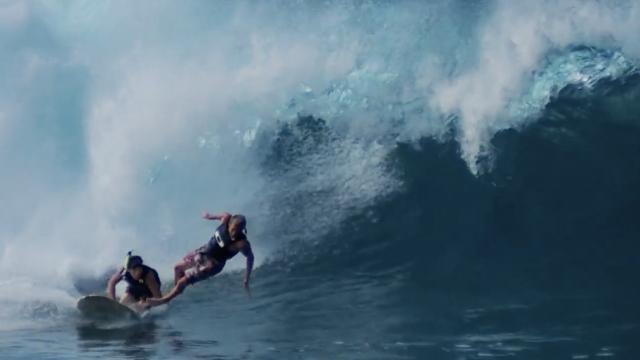 TRANDOM - 3 Guys 1 Surf Board