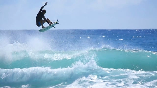 Vessel Dark Horse Performance Shortboard ft Coby P and Icaro Ronchi