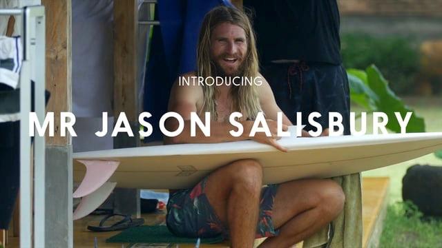 JASON SALISBURY JOURNAL VOL. 2
