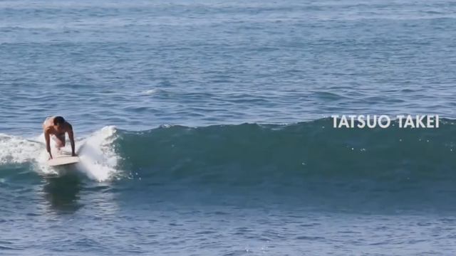 ZIOBAFFA presents TATSUO TAKEI - AUTHENTIC WAVE -
